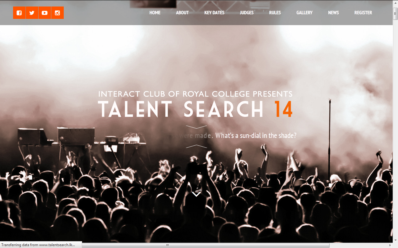 Talent Search 2014