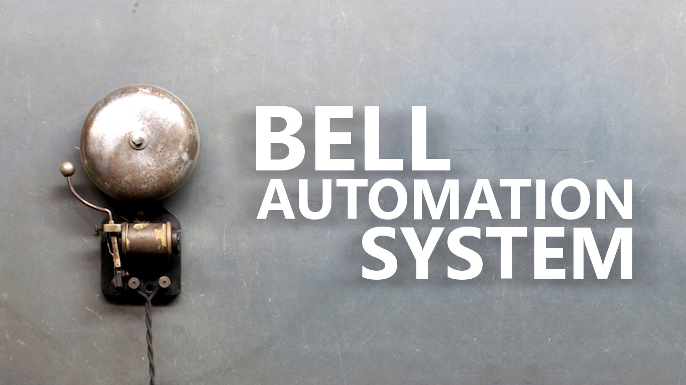 School Bell Automation