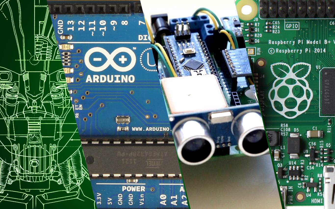 <b>Micro controller and Robotics Development Class</b>