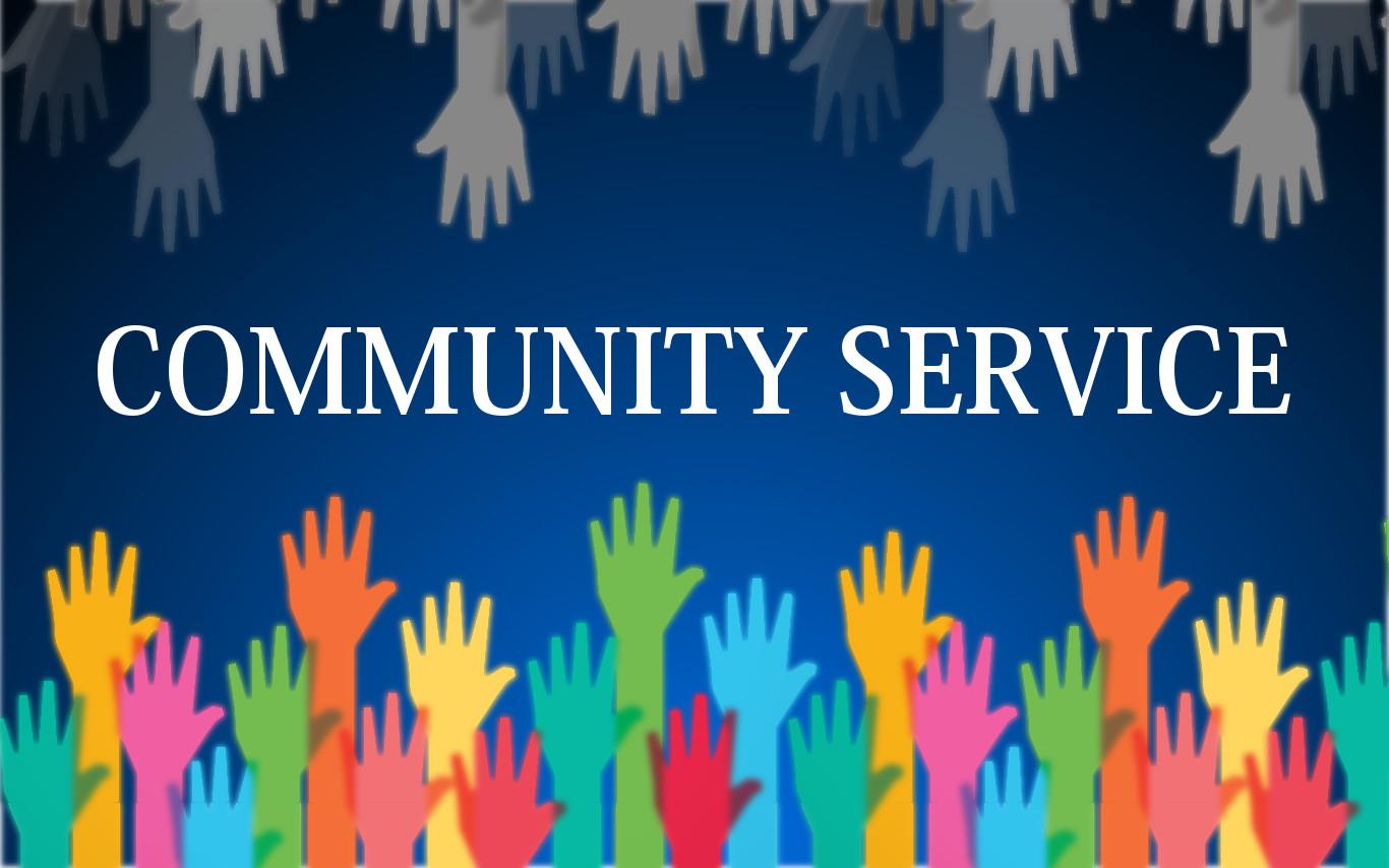 <b>Annual Community Service Project</b>