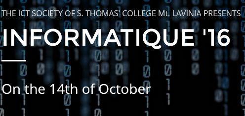 Informatique 16